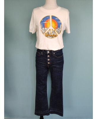 Jeans Camille RECYCLED Blue...