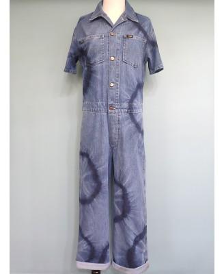 Combinaison pantalon en jeans