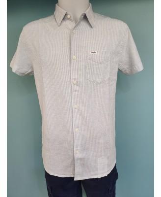 Chemise SS 1PKT shirt rayé